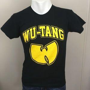 Wu-Tang Clan CREAM T-shirt Small Black Graphic